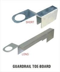 Guardrail Toe Board