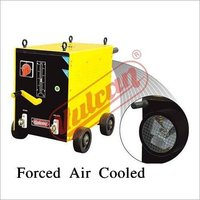 Forced Air Cooled Welding