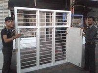 Steel Ventilated Windows