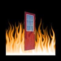 Commercial Fire Retardant Doors
