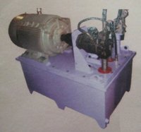 Variable Flow And Pressure Big Size Power Unit