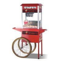 Popcorn Machine With Cart