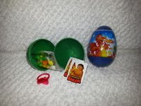 Toy Dragon Egg Candy