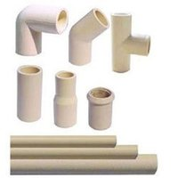 Durable CPVC Pipes And Fittings