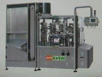 Kv 120pl Al Tube Filling Machine