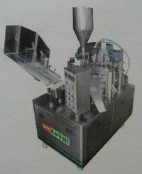 Kv 300pl Auto Tube Filling Machine