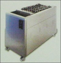 Candy Plant With Stainless Steel Moulds