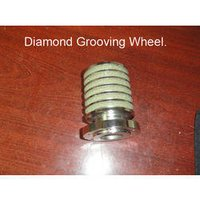 Diamond Grooving Wheel