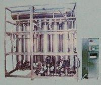 Multi Column Distilation Plant