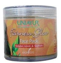Sandalwood And Saffron Face Pack