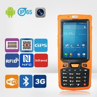 Jepower HT380A Quad Core Android 4.2.2 Rugged Industrial PDA