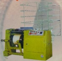 High Speed Warping Machine
