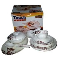 Durable Melamine Dinner Set