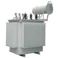 Oil Cooled Transformers With Corrugated Tank