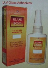 UV Glass Adhesive