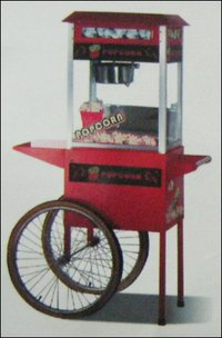 Popcorn Machine With Cart (Kk-900)