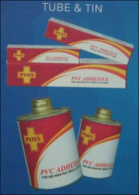PVC to PVC Pipes and Tube Adhesive