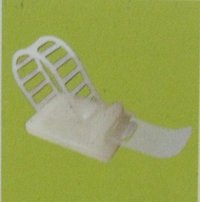 Adhesive Backed Adjustable Cable Clamp