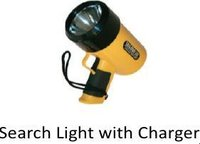 Search Light With Charger