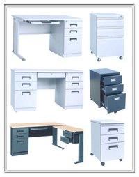 Customize Metal Computer Desk Parts