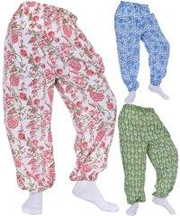 Cotton Hand Block Print Trouser