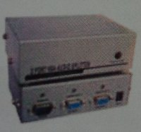 2 Way Vga Splitter With Audio (Vga-Sp102a)