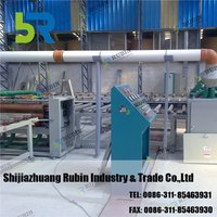 High Quality Gypsum Board Lamination Machine
