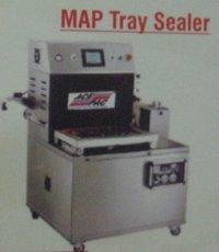 Map Tray Sealer Machine