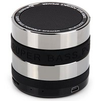 Super Bass Hi-Fi Portable Mini Wireless Bluetooth Speaker Support Hands-Free Function TF Card Built-in FM Radio for PC/iPod/iPhone/MP3/MP4