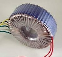 High Efficiency Toroidal Transformer