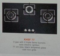 Three Burner Gas Stove (Khsf-77)