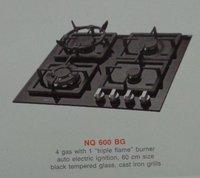 Four Burner Kitchen Hobs (Nq 600 Bg)
