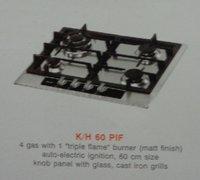 Four Burner Kitchen Hobs (K/H 60 Pif)