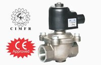 2/2 Way Semi Pilot High Performance Diaphragm GSD - GTD Type Solenoid Valves