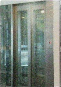 Ss Telescopic Auto Door