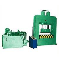 Coir Pith (COCO PEAT) Grow Bag Making Machine