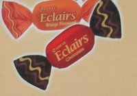 Eclairs Chocolate Candy