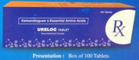 Urelog Tablet - Ketoanalogues And Essential Amino Acids
