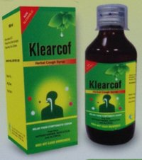 Klearcof Herbal Cough Syrup