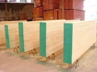 OSHA Pine LVL Scaffolding Board For Construction Project