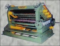 Oblique Type Corrugating Machine