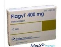 Flagyl (Metronidazole) 400mg Capsules