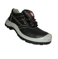 Manufacturer & Supplier of PVC Safety shoes