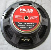 Hi Power PA Speakers (12 Inches)
