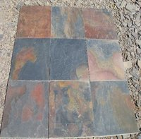 Kund Multi Colour Slate Stone