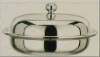 Round Entree Dish