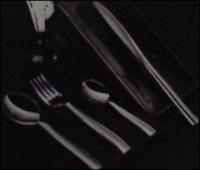 Cafe Cutlery Set