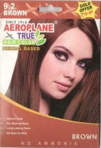 Aeroplane True Colour Brown