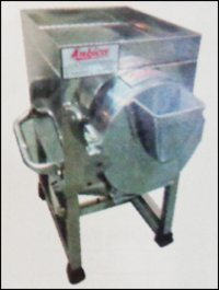 Dry Fruit Slicing And Powdering Machine