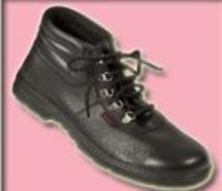 High Ankle Aerospace Shoe
